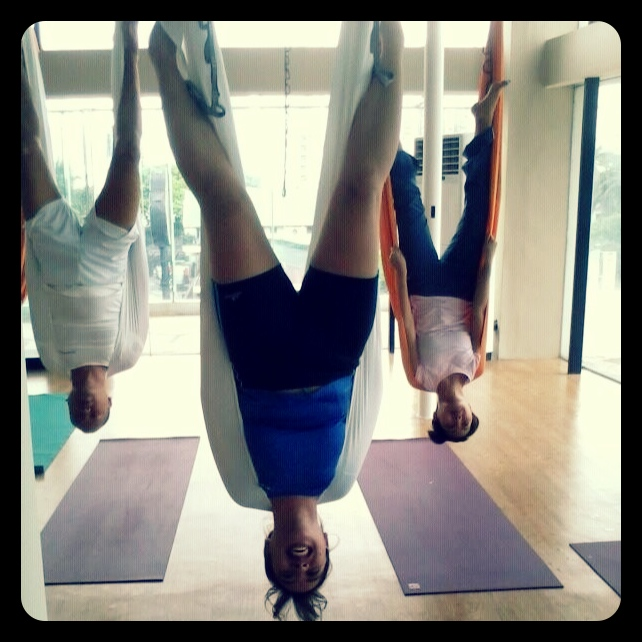 Anti Gravity Yoga Viva La Vida